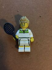Lego Mini Figure Series 7 Tennis Player
