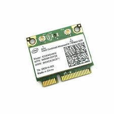 Intel 6250 622ANXHMW  wireless N Dual Band 2.4/5Ghz Mini PCIE Wifi Card for dell