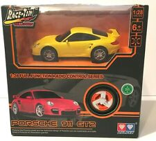 1:28 Scale RC PORSCHE 911 GT2 Race Tin AULDEY Full Function Remote Series