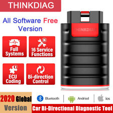 Thinkdiag All Software Free Version All Systems 16 Reset Service OBD2 Scanner