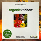 Simply Media Organic Kitchen Cooking Simply Better Software 200 Printable Recipe