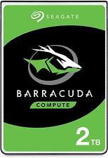 "Seagate Barracuda 2TB SATA III 128MB  2.5"" 7mm Internal Hard Drive ST2000LM015"