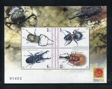 Thailand 1984b, MNH, Insects  Beetles 2001. x28277