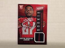2014 National Panini Austin Seferian Jenkins #4 TBay Rookie RC Event Worn Glove