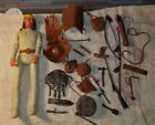 MARX (JOHNNY WEST SERIES)  GERONIMO W/COMPLETE ACCESSORIES
