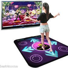 Non-slip Dancing Revolution Pad Dance Mat Equipment USB for PC Laptop Video Game