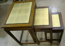 3 Piece Wooden Nesting Tables