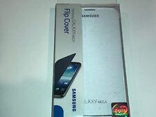 Samsung Galaxy Mega S-View Protective Flip Cover Case - NEW Original FI920BWESTA