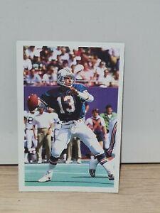 Dan Marino Miami Dolphins Rare Question Of Sport Card  NFL Sleeve 1986