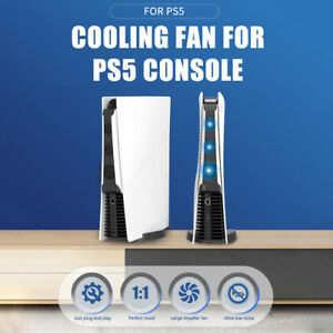 For PS5 Optical Drive Version Game Console universal Cooling Fan Accessories