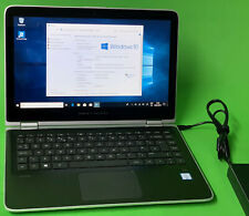 HP Pavilion 13-s108na i5 2,30GHz 128GB SSD 8GB *QWERTY* Win10pro Convertible Lap