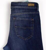 Diesel Damen Sandy Regular Schmal Gerade Stretch Jeans Größe W31 L34 AOZ569