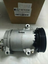 NISSENS 89072 Compressor, air conditioning NISSAN RENAULT