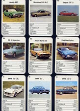 Auto Quartett Bielefelder Spielkarten Joker Internationale Spitzenklasse Nr.0274