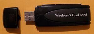 NETGEAR Wireless-N Dual Band USB Wifi Adapter WNDA3100 v2 TESTED (Adapter Only)