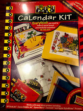 Print Paks Calendar Kit (Crafts) Personalized Calendars In This Kit