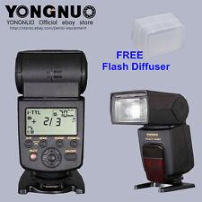 YONGNUO TTL flash speedlite HSS 1/8000s for Nikon D7500 D5600 D3400 D500 D5500