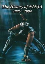 THE HISTORY OF NINJA GAIDEN DEAD OR ALIVE Photo Booklet 1996/2004 TECMO XBOX NFS