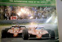 Motor Sport Magazine February 1986 Porsche 924S Test Morocco Rally Formula One