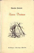 Fontane, Theodor; Unterm Birnbaum - Novelle, 1942