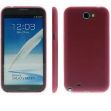 Para Samsung note 2/n7100 funda TPU/cover/bumper funda// color rojo