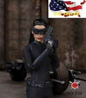 1/6 Catwoman Anne Hathaway batman clothes hot toys kumik phicen verycool ❶USA❶