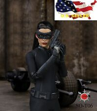 1/6 Catwoman Anne Hathaway batman hot toys kumik phicen verycool ❶USA IN STOCK❶