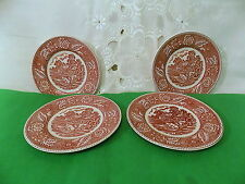 Wood & Sons Woodland Sides Plates x 4