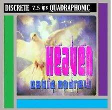 "DAVID ANDREW - ""HEAVEN"" - Discrete Quadraphonic QUAD Reel tape Q4"