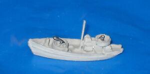 D Vorpostenboot KFK, Figurehead CG 44a, Metall, 1:1250