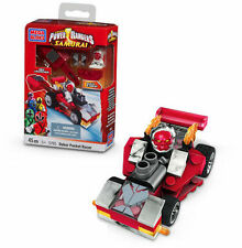 Deker Nighlok Pocket Racer Car Power Rangers Samurai Mega Bloks Bricks 5765