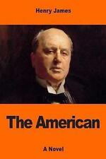 The American by James, Henry 9781544831459 -Paperback