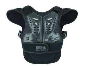 Children Kids Body Armor Cycling Riding Skateboarding Chest Back Spine Protector