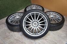 "Genuine Team Dynamics Monza R 18"" Alloy wheels 5x108 Ford Focus Mondeo CMAX"