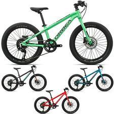 Orbea MX 20 Team Disc MTB Kinder Fahrrad 9-Gang Rad Alu Jugend Mountain Bike
