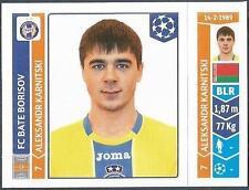PANINI UEFA CHAMPIONS LEAGUE 2014-15- #630-BATE BORISOV-ALEKSANDR KARNITSKI