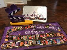 1999 Wonderful World of Disney Charades Game Mattel in Collector Tin