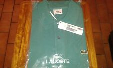 POLO LACOSTE AUTHENTIQUE T4 / M NEUF