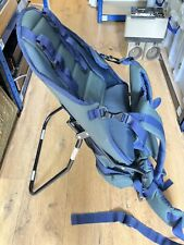 Retro Outdoor Child Carrier Baby Backpack GS 90 Walking Hiking Excellent