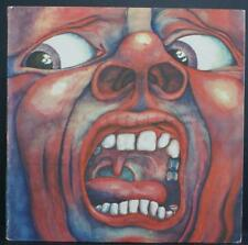 KING CRIMSON - IN THE COURT OF THE CRIMSON KING - ROCK VINYL LP