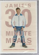 NEW/SEALED:Jamie's 30 Minute Meals Volume 3 DVD  - Jamie Oliver