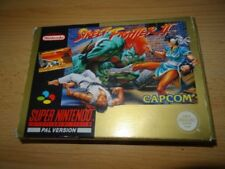 Jeux vidéo allemands Street Fighter PAL