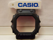 Casio Watch Parts GX-56 & GXW-56 Bezel/Shell Black w/Red Push Pads. Casio Case P