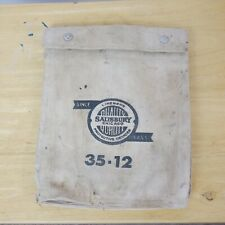 VTG Salisbury Chicago Canvas Bag Linemens Protection Devises 35-12