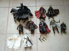 SEIGNEUR DES ANNEAUX LORD OF THE RINGS - Lot Figurines officielles