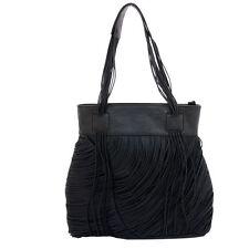 Karierte Damen-Shopper/- Umwelttaschen mit Reißverschluss