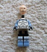 LEGO Star Wars Clone Wars - Commander Wolffe Head, Torso, and Legs - 7964 - New