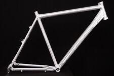"28"" Zoll Alu Fahrrad Rahmen Herren Trekking City Bike Ketten Schaltung Rh 60cm"
