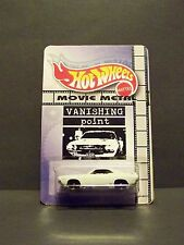"Custom HotWheels CHALLENGER and package of  ""Movie Metal""   VANISHING POINT"