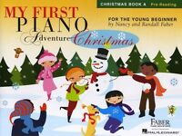 Nancy Faber/Randall Faber: My First Piano Adventure - Christmas (Book A - Pre-Re